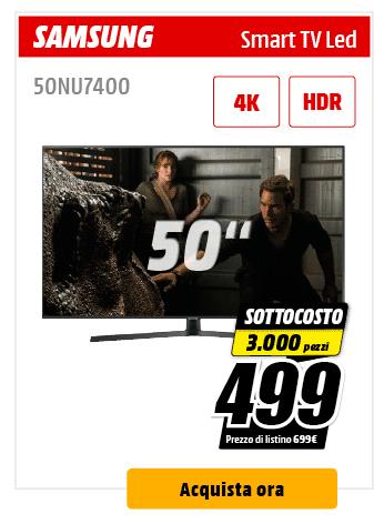 Samsung Smart TV Led