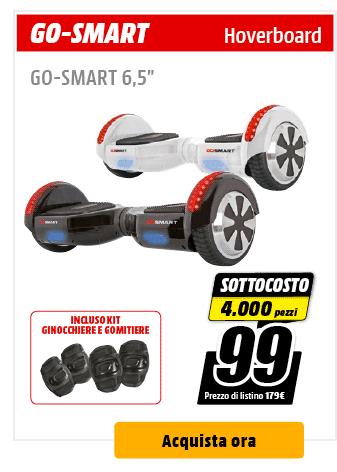 Go-Smart Hoverboard